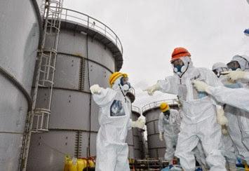 Água contaminada pela radiação pode ter chegado ao oceano Pacífico