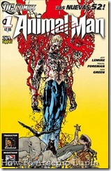 P00001 - Animal Man #1 - The Hunt,
