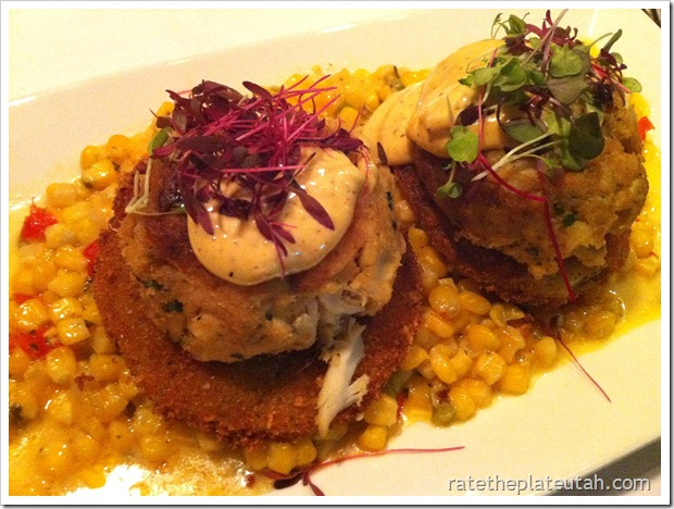 Fulton's Crab House Crab Cakes