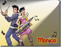 Wallpaper Magali e Do Contra TMJ 36 1