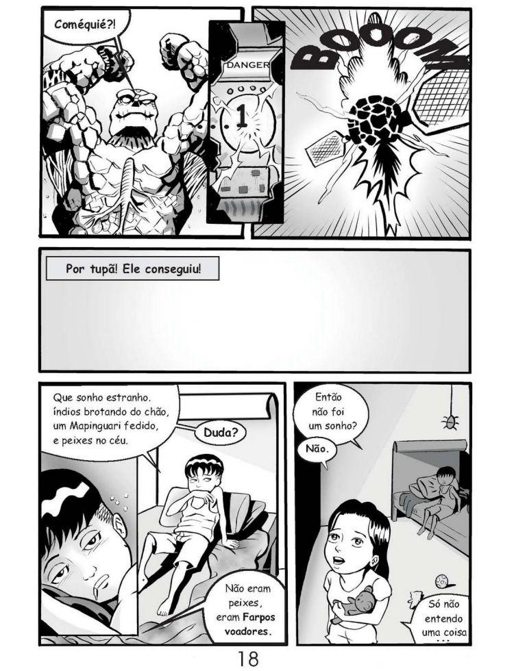 Mapinguari - Pagina 18