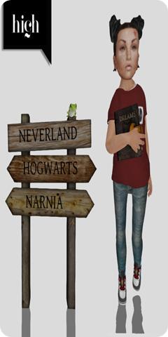 Neverland Event - dreamland ad 1