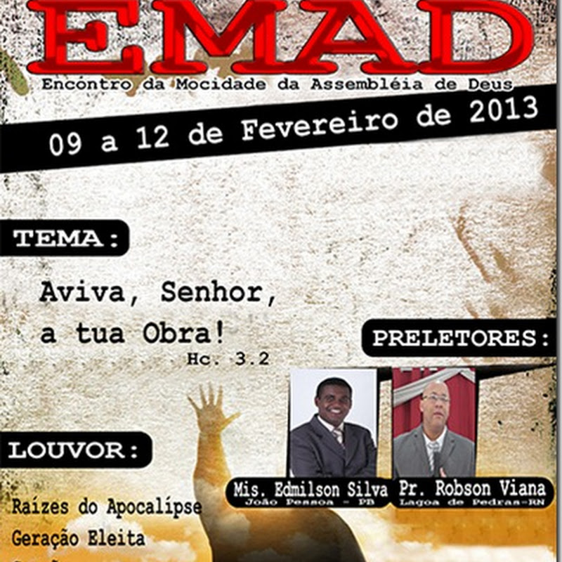 EMAD 2013 em Upanema-RN