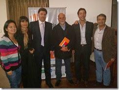 Rodrigo Torre en la jornada provincial sobre Turismo de Reuniones