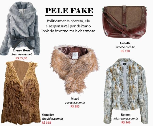 casacos bolsas de pele