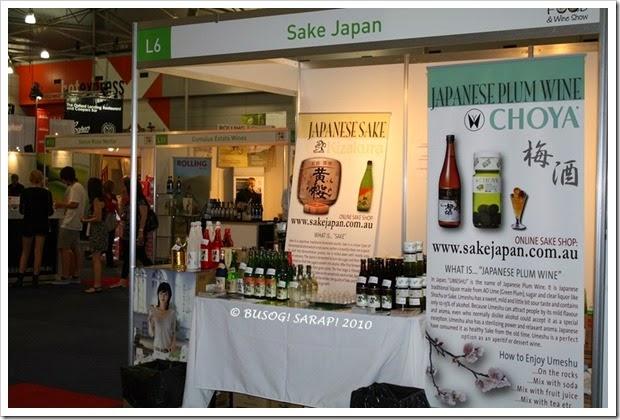 SAKE JAPAN© BUSOG! SARAP! 2010