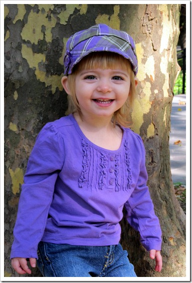 Elaine 2 year portraits