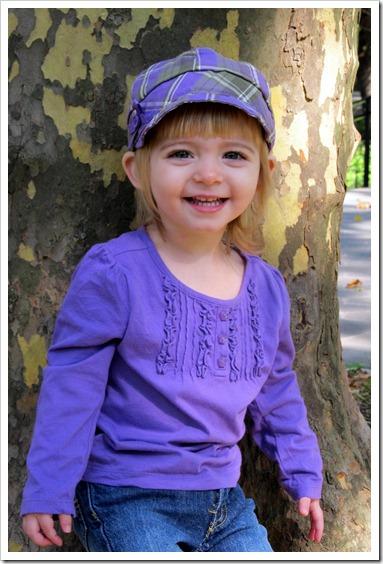 Elaine 2 year portraits