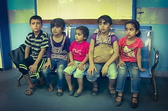 gaza - motherless children