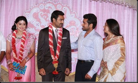 Sneha and Prasanna Wedding Reception Photos_42