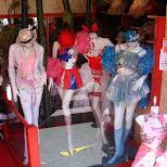 costumes at a store on Takeshita Dori in Harajuku in Harajuku, Tokyo, Japan