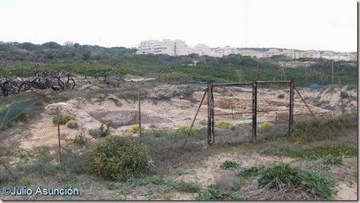 Yacimiento arqueológico de El Moncayo - Guardamar