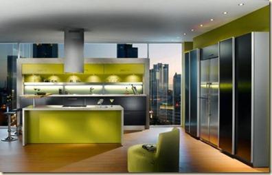 decoración de cocinas modernas4