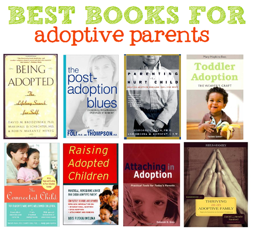 best books for adoptive parents