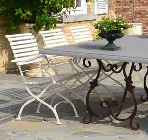 Anton Damen Outdoor Furniture Belgian Pearls