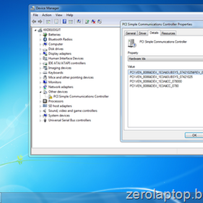 Intel Management Engine Interface (Win7,8) Drivers Download