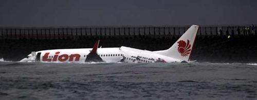Lion Air jatuh di Bali (4)