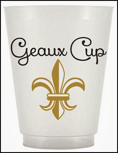 geaux cup