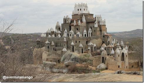 Castelo Zé dos Montes Sítio Novo