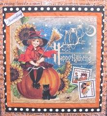 Halloween card 2012