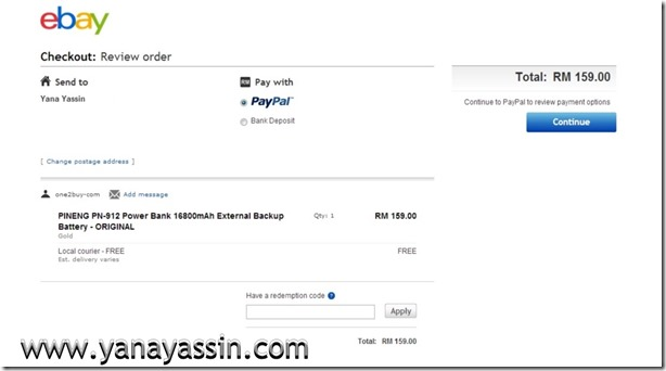 Ebay malaysia 203