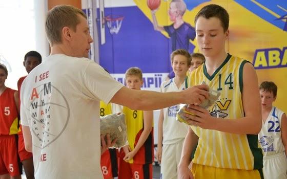 """""""Весенний Баскетбол. Авангард 2014"""". День 2. 28 марта."""