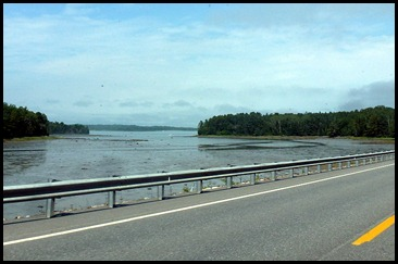 1f - Travel to Trenton - Rt 1 just looks like Maine