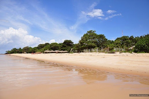 Praia de Joanes, Salvaterra - Parà, foto: Carlos Macapuna