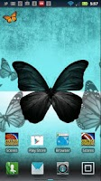 Screenshot of Butterflies Live Wallpaper