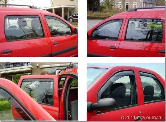 montage windschermen