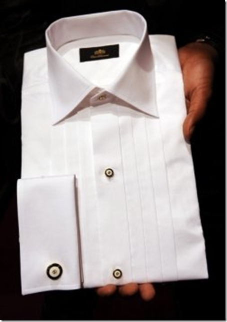 Eton Diamond Shirt 1