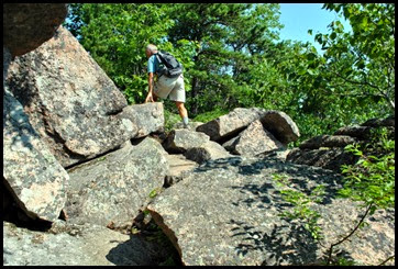 03f - Schiff Path - a little more rock climbing