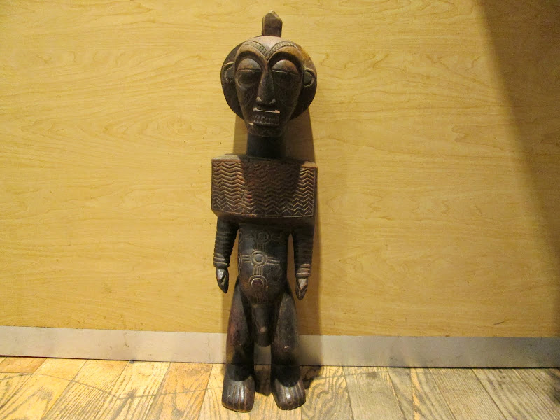 Hemba African Sculpture