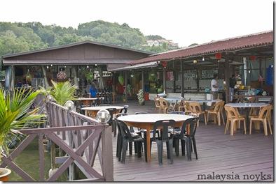 Sim Sim Seafood Restaurant @ Kg. Buli Sim Sim, Sandakan