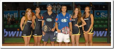 Belasteguin y Díaz prolongan su racha de triunfos en el Bwin PPT Ciudad de Marbella 2011