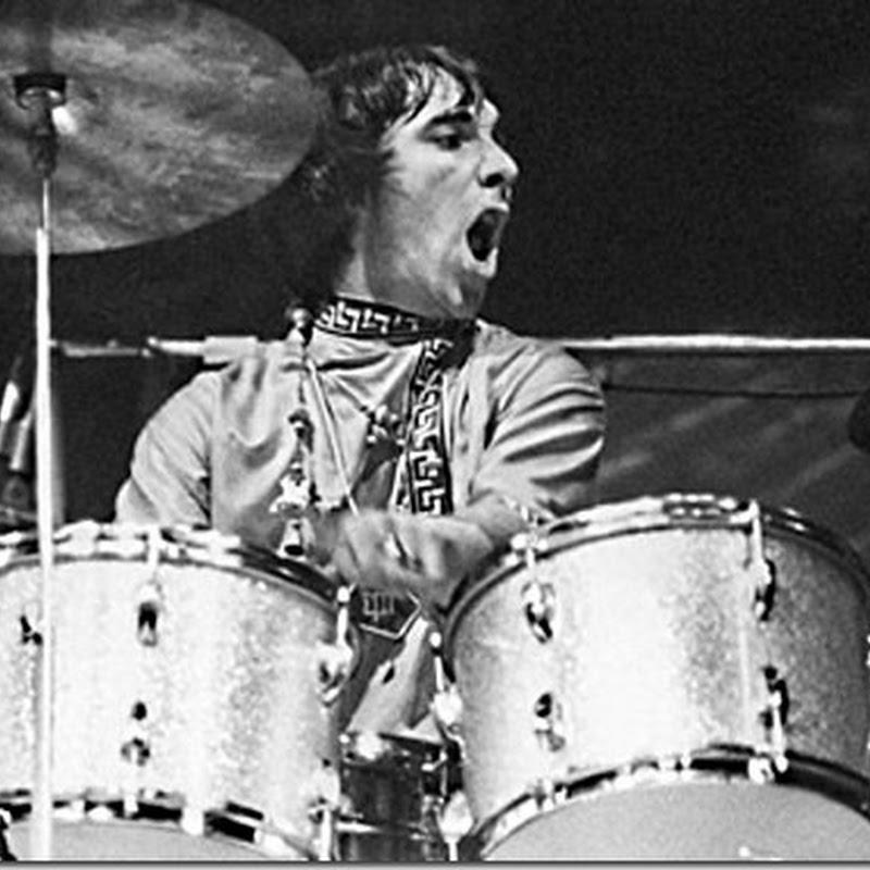 Keith Moon, o baterista que explodia banheiros de hotel