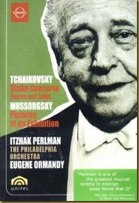 Tchaikovsky Romeo Ormandy DVD