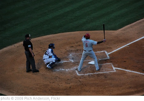 'Ryan Howard's Idiosyncratic Batting Stance' photo (c) 2008, Rich Anderson - license: https://creativecommons.org/licenses/by-sa/2.0/