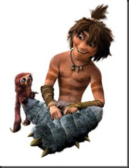 Reynolds as Guy THECROODS
