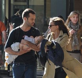 Natalie Portman & Her Son