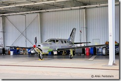 Piper Malibu Mirage ready for flight testing