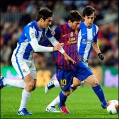 Barcelona vs Real Sociedad
