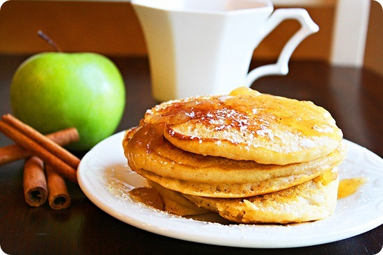 Whole Wheat Pancake Mix Recipe