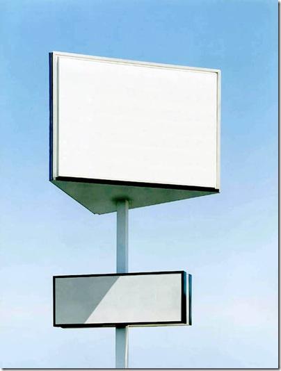 josef schulz_sign out-weiss dreieck , 2009