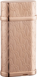C de Cartier Rose Gold Lighter (cartier.com)