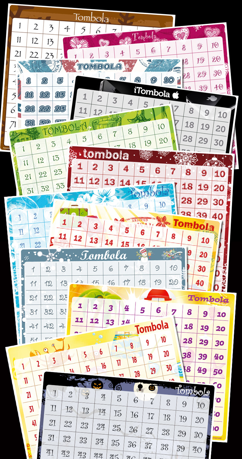Insieme tabelloni 2011