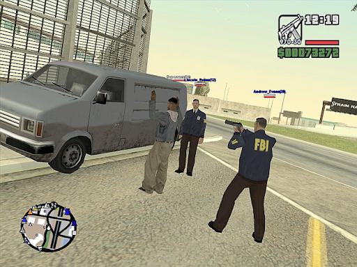 Descargar GTA San Andreas Multiplayer gratis