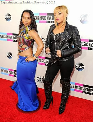 T-Boz and Chili