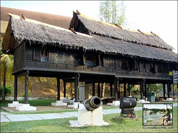 Minangkabau House at Negeri Sembilan (5)