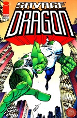 Savage Dragon 59 cover